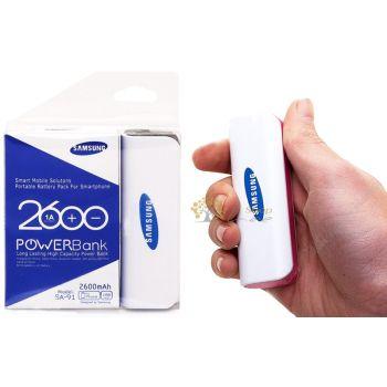 Samsung SA-91 2600mAh Power Bank (Внешний аккумулятор)