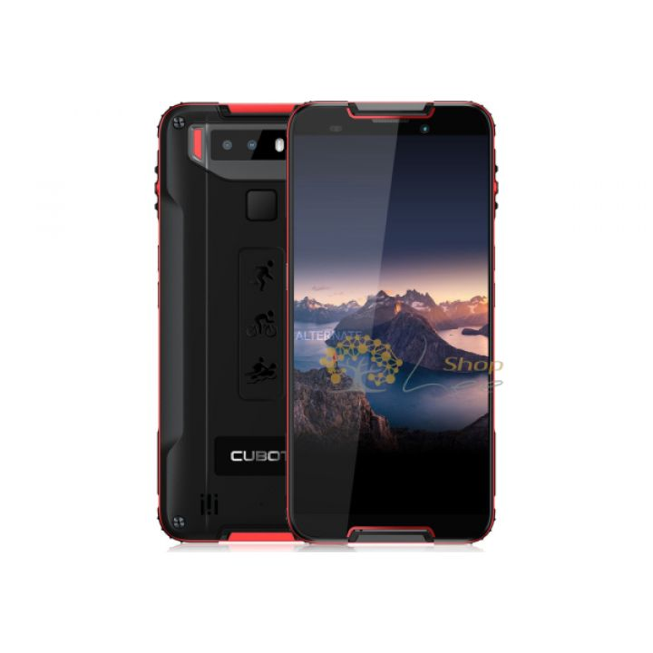 Cubot Quest 4/64Gb Red