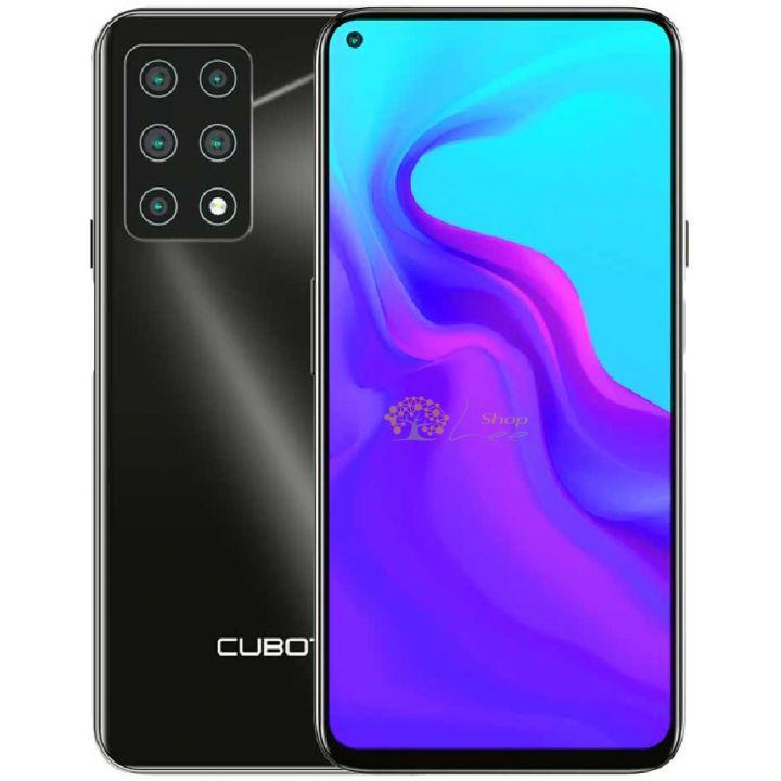 Cubot X30 8/128Gb Black