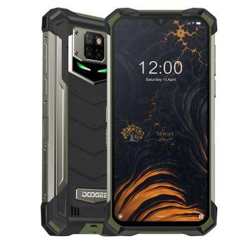 Doogee S88 Plus 8/128Gb (АКБ 10000 мАч) Green