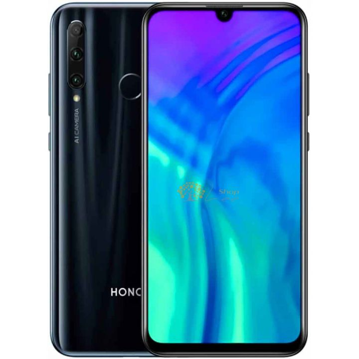 Honor 20 Lite 4/128Gb NFC Black