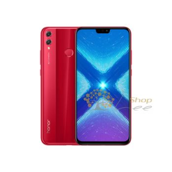 Honor 8X (6+128Gb) Red UA