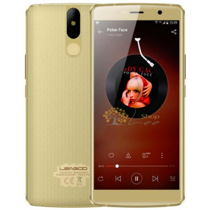 Leagoo Power 5 (6+64Gb) Gold