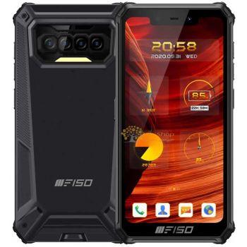 Oukitel F150 B2021 6/64Gb (АКБ 8000 мАч) Black