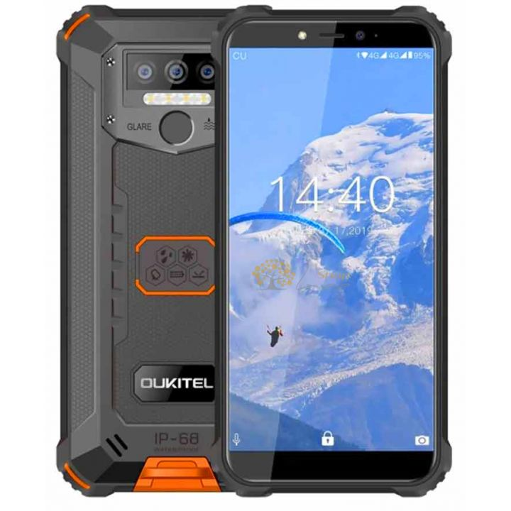Oukitel WP5 4/32Gb Black-Yellow