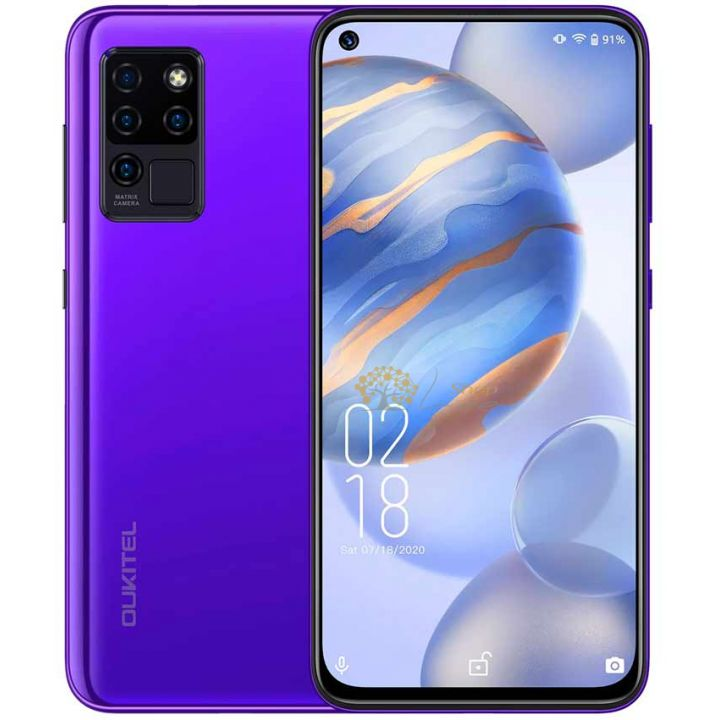 Oukitel C21 4/64 Gb Purple
