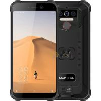 Oukitel WP5 4/32Gb (АКБ 8000 мАч) Black-Red
