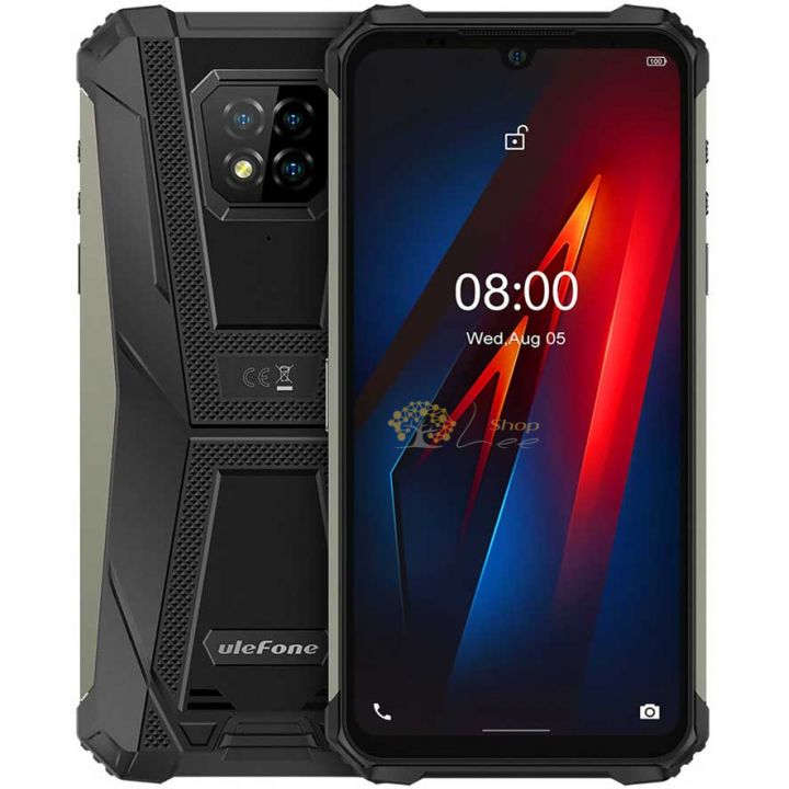Ulefone Armor 8 4/64Gb Black