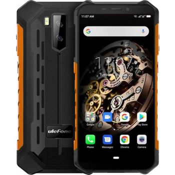 Ulefone Armor X5 3/32Gb (АКБ 5000 мАч) Orange