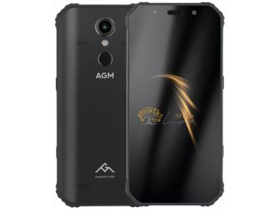 AGM A9 - видео обзор защищенного смартфона