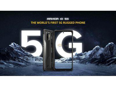 Ulefone Armor 10 5G, первый в мире защищенный телефон 5G