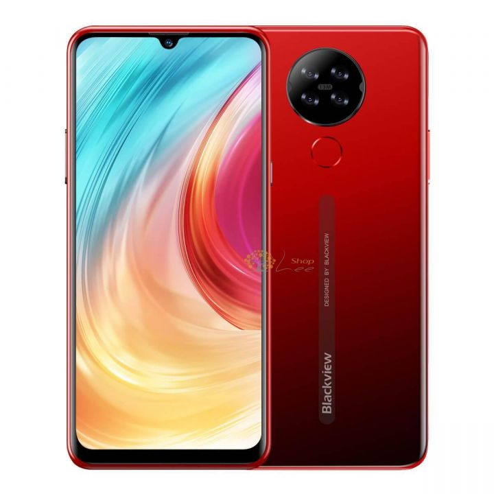 Blackview A80 2/16Gb Red