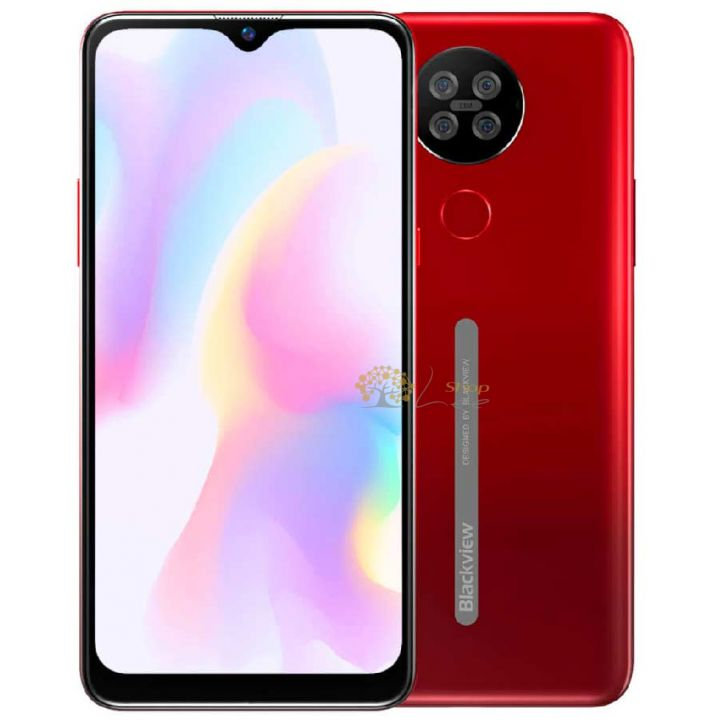 Blackview A80S 4/64Gb Red