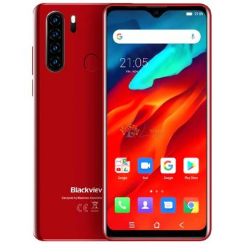 Blackview A80 Pro 4/64Gb Red