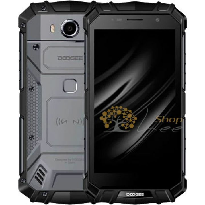 Doogee S60 6/64Gb Black