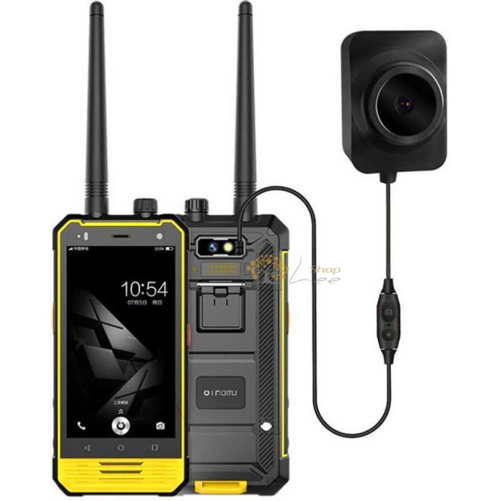 NOMU T18 (3+32Gb) Yellow + камера