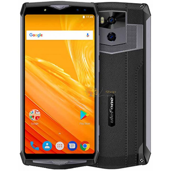 Ulefone Power 5 (6+64Gb) Black