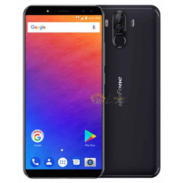 Ulefone Power 3 (6+64Gb) Black