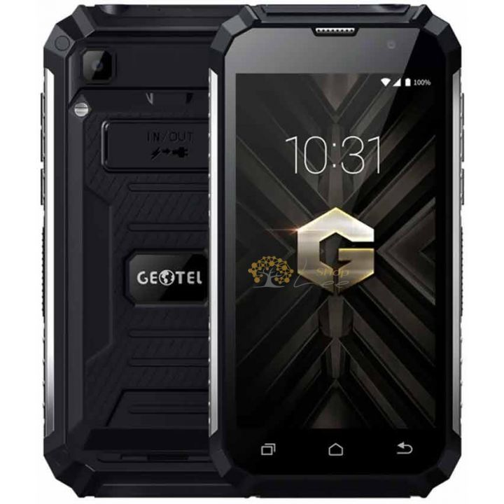 Geotel G1 2/16Gb Black