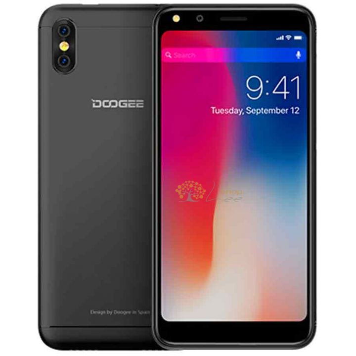 Doogee X53 (1+16Gb) Black
