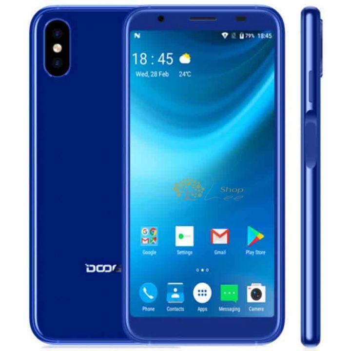 Doogee X55 (1+16Gb) Blue