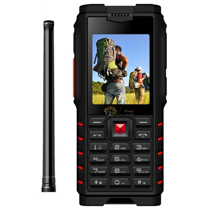 iOutdoor T2 IP68 Red (без РАЦИИ)