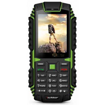 iOutdoor T1 IP68 Green