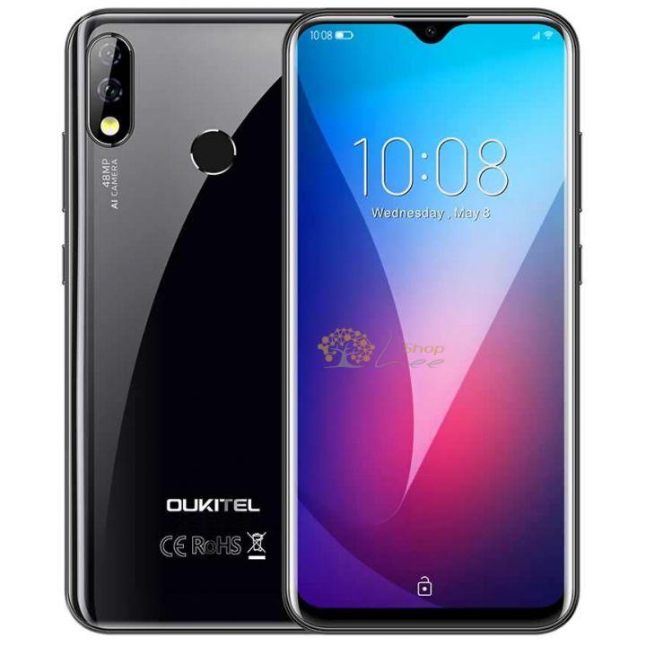 Oukitel Y4800 (6+128Gb) Black