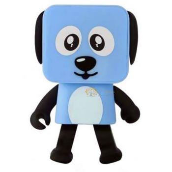 Dancing Dog Bluetooth Speaker (Blue)