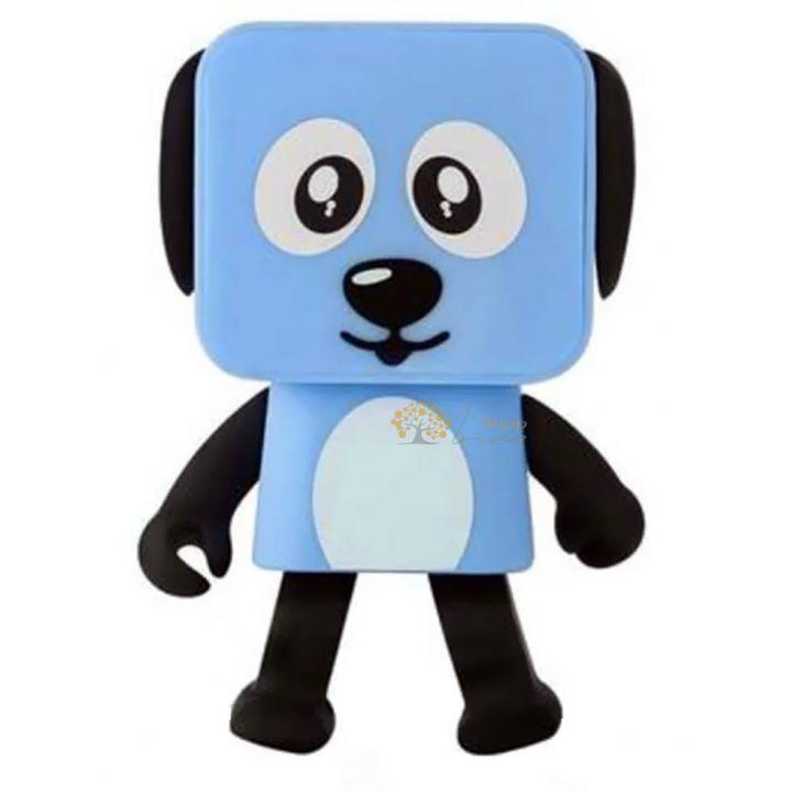 Акустическая система Dancing Dog Bluetooth Speaker (Blue) от MOB