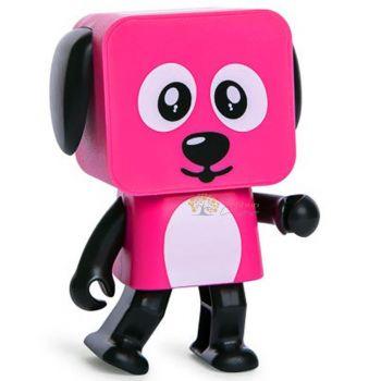 Dancing Dog Bluetooth Speaker Pink