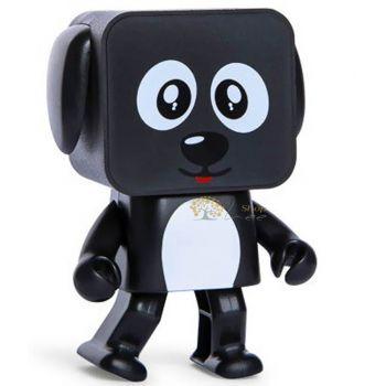 Dancing Dog Bluetooth Speaker Black
