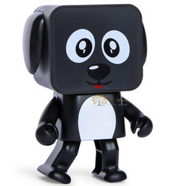 Акустическая система Dancing Dog Bluetooth Speaker Black от MOB