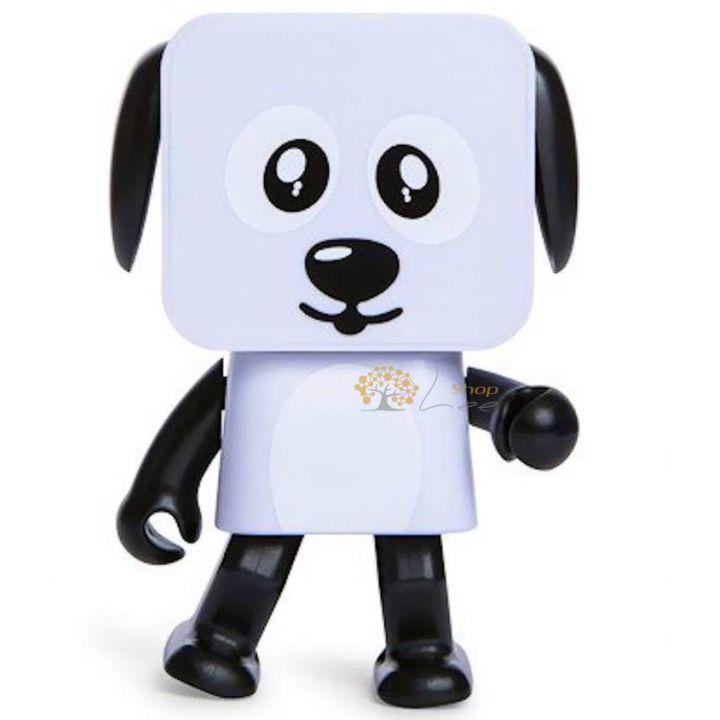 Акустическая система Dancing Dog (White) - Bluetooth Speaker от MOB