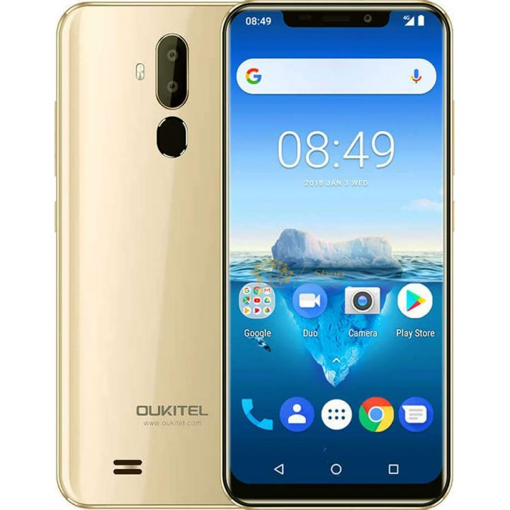 Oukitel C12 (2+16Gb) Gold