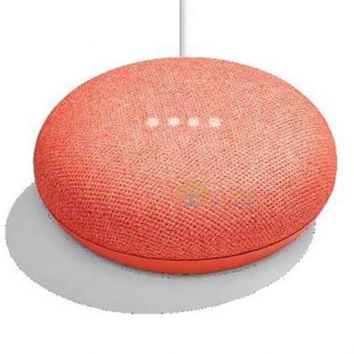 Акустическая система Google Home Mini Coral от Google