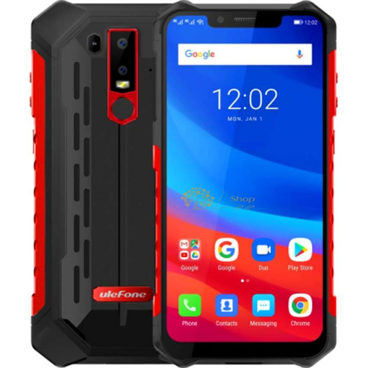 Ulefone Armor 6 (6+128Gb) Red