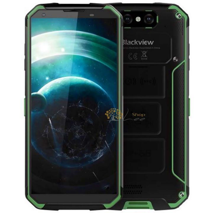 Blackview BV9500 Plus 4/64Gb Green