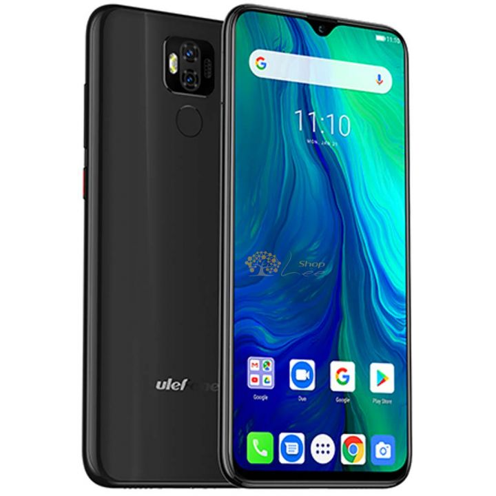 Ulefone Power 6 (4+64Gb) Black