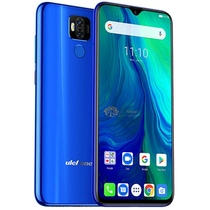 Ulefone Power 6 (4+64Gb) Blue