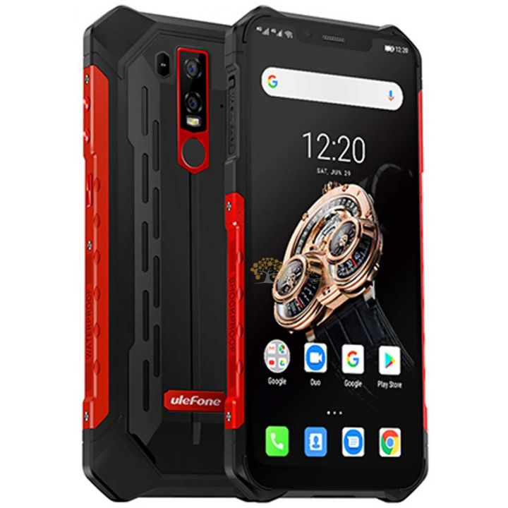 Ulefone Armor 6S 6/128Gb Red