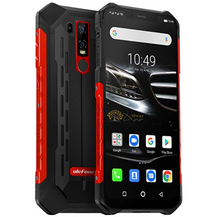 Ulefone Armor 6E 4/64Gb Red