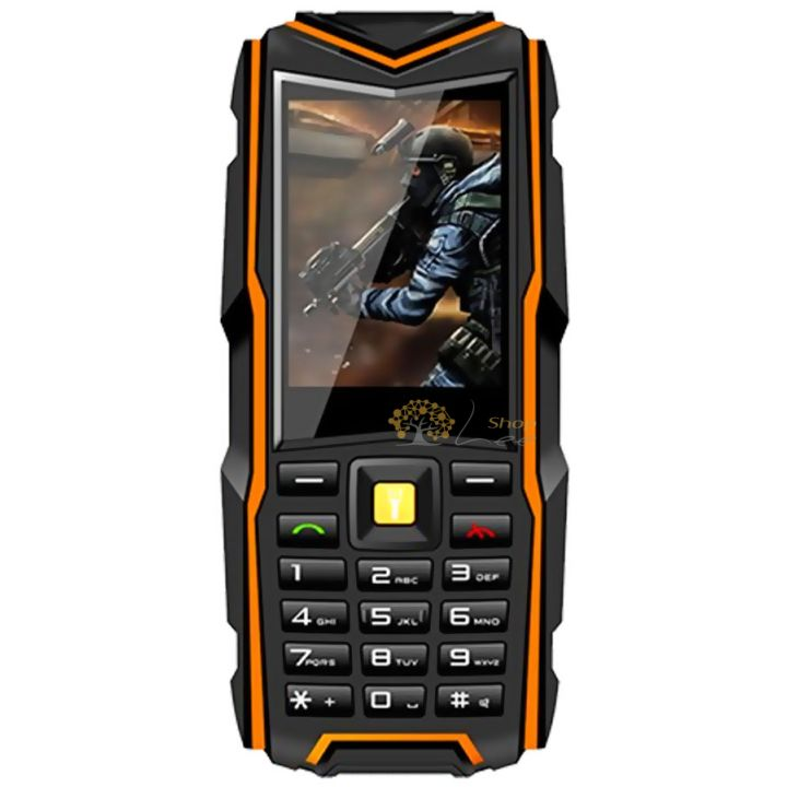 VK World New V3 Orange (3 sim)