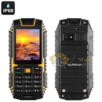 iOutdoor T1 Yellow (IP68)