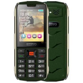 Servo H8 (4 SIM) Green