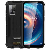 Oukitel WP10 8/128Gb (АКБ 8000 мАч, 5G) Black