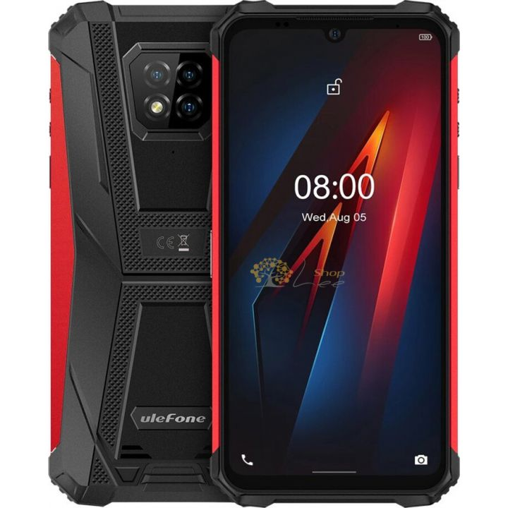 Ulefone Armor 8 4/64Gb Red