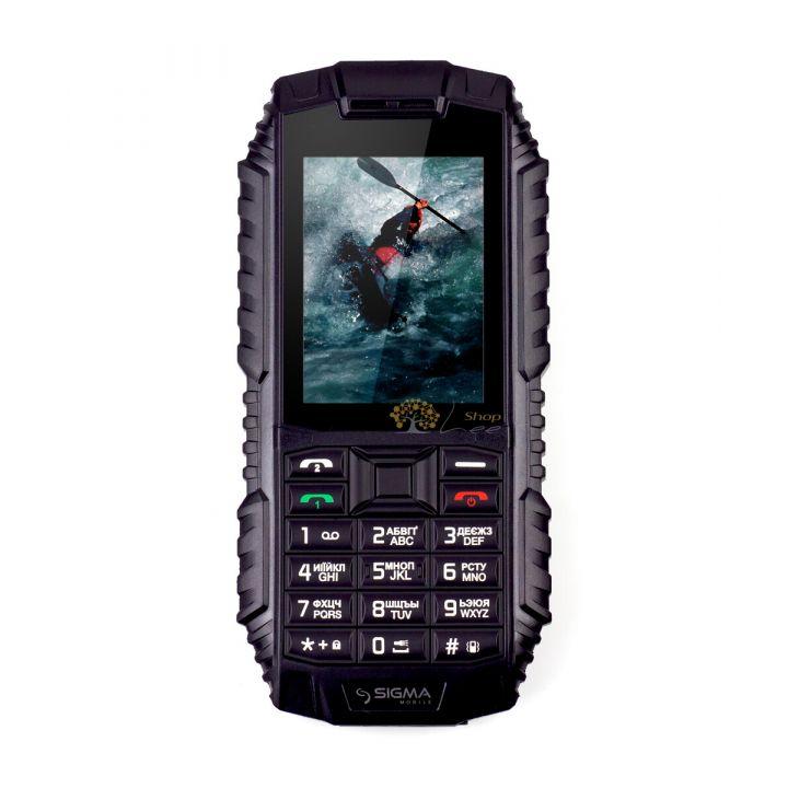 Sigma mobile X-treme DT68 Black