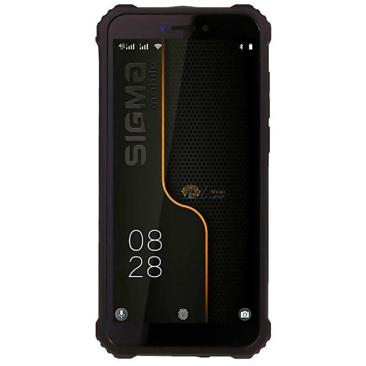 Sigma mobile X-treme PQ38 4/32Gb (8000 мАч) Black