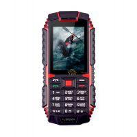 Sigma mobile X-treme DT68 Black-Red
